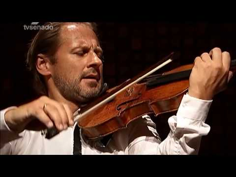Ana Flávia Frazão e Laurent Albrecht Breuninger. Debussy: Violin Sonata - II. Intermède