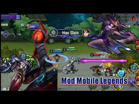 download naruto senki mod mobile legends apk