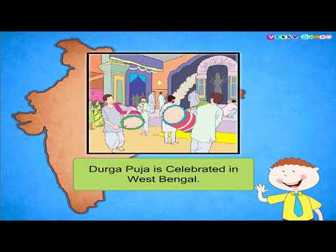 Our Festivals | Different Types Of Festivals | Kids Education Festivals in India | SimTim TV