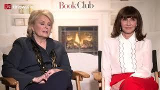 Interview Candice Bergen & Mary Steenburgen BOOK CLUB