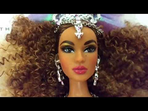 Barbie Collector Global Glamour Collection Luciana Doll part 2 De-Boxed