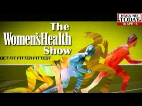 Men's And Women's Health Show: Yoga To Stregthen Bones, Summer Coolers And More