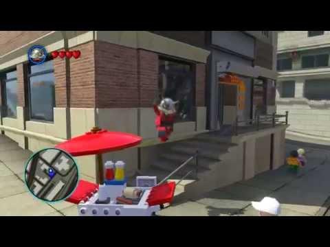 LEGO Marvel Super Heroes Прохождение - Часть 8 - ЛЮДИ ИКС
