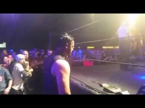 Johemian Rhapsody - Joe Hendry's Entrance at ICW Fear & Loathing IX from YouTube · Duration:  4 minutes 1 seconds