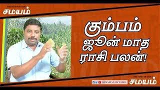 June Month Rasi palan 2019 Kumbam | ஜூன் மாத ராசி பலன் | கும்பம் | Kumba | Tamil Samayam Astrology
