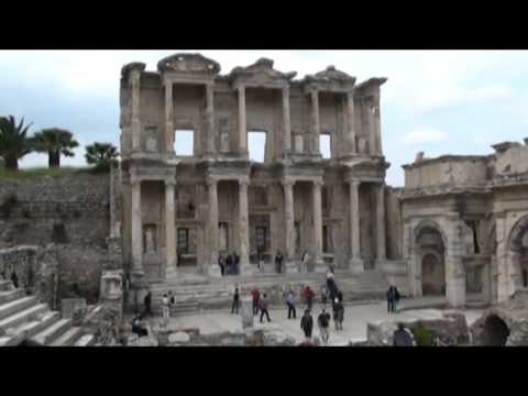 Эфес - родина Гераклита. Достопримечательности и экскурсии по Эфесу. Храм Артемиды. Турция