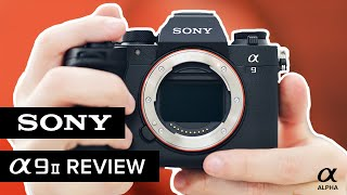 Sony a9 II - Hands-On Review
