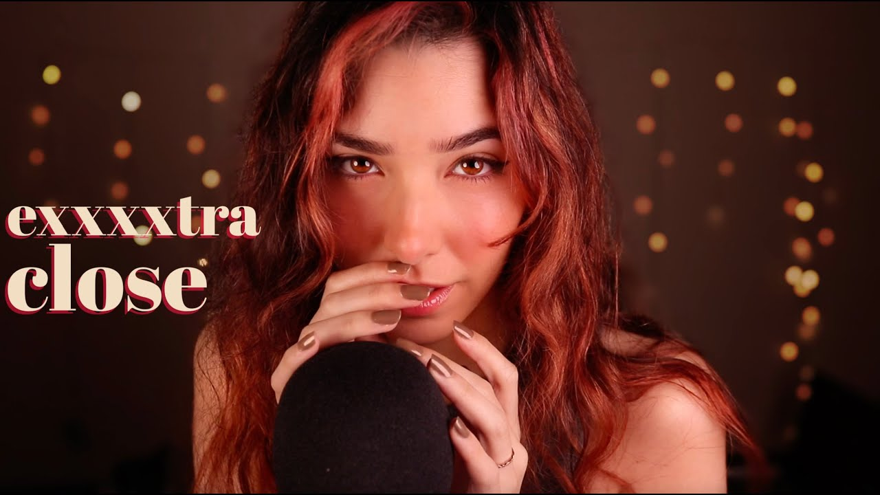 ASMR Whispers So Close I'm in Your Brain 🇫🇷 FRENCH