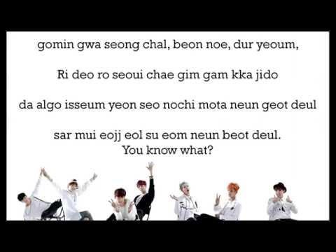 So 4 More - BTS (방탄소년단) Lyrics