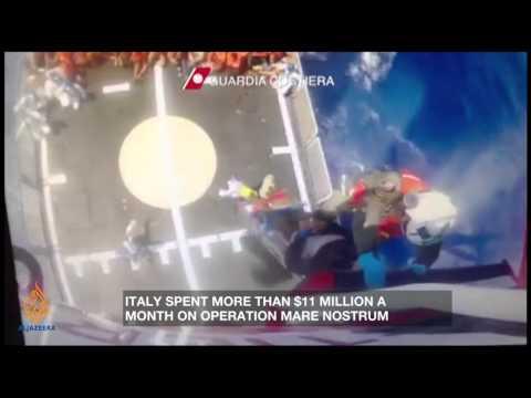 Migrant rescue: All at Sea?