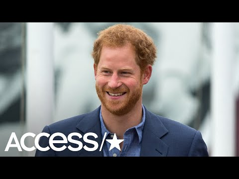 Prince Harry Spotted On Commercial Flight & Says Hi To Starstruck Passenger