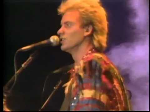 "The Police- ""Synchronicity I"" LIVE"