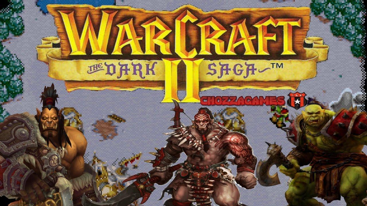 Warcraft 2 The Dark Saga Psx Algunos Datos Y Trucos De Este