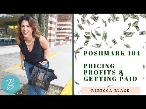 Poshmark 104: Pricing & Profits - All About The Money, Honey!