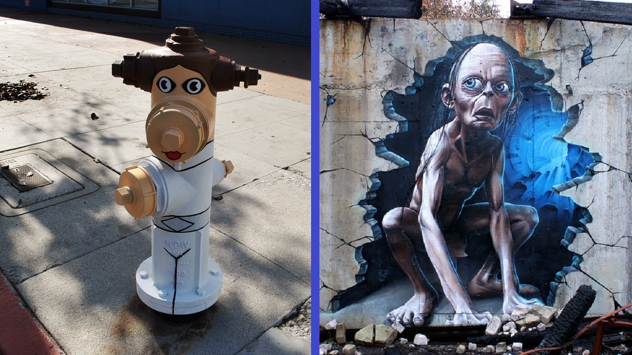 Download 100 Most Beautiful And Creative Street Art