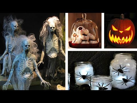 DIY HALLOWEEN DECOR! 5 Easy Crafts Ideas at Home for Halloween