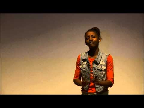If You Give a Child a Word— spoken art | Brandon Sanders and Mikeala Miller | TEDxYouth@FtWorth