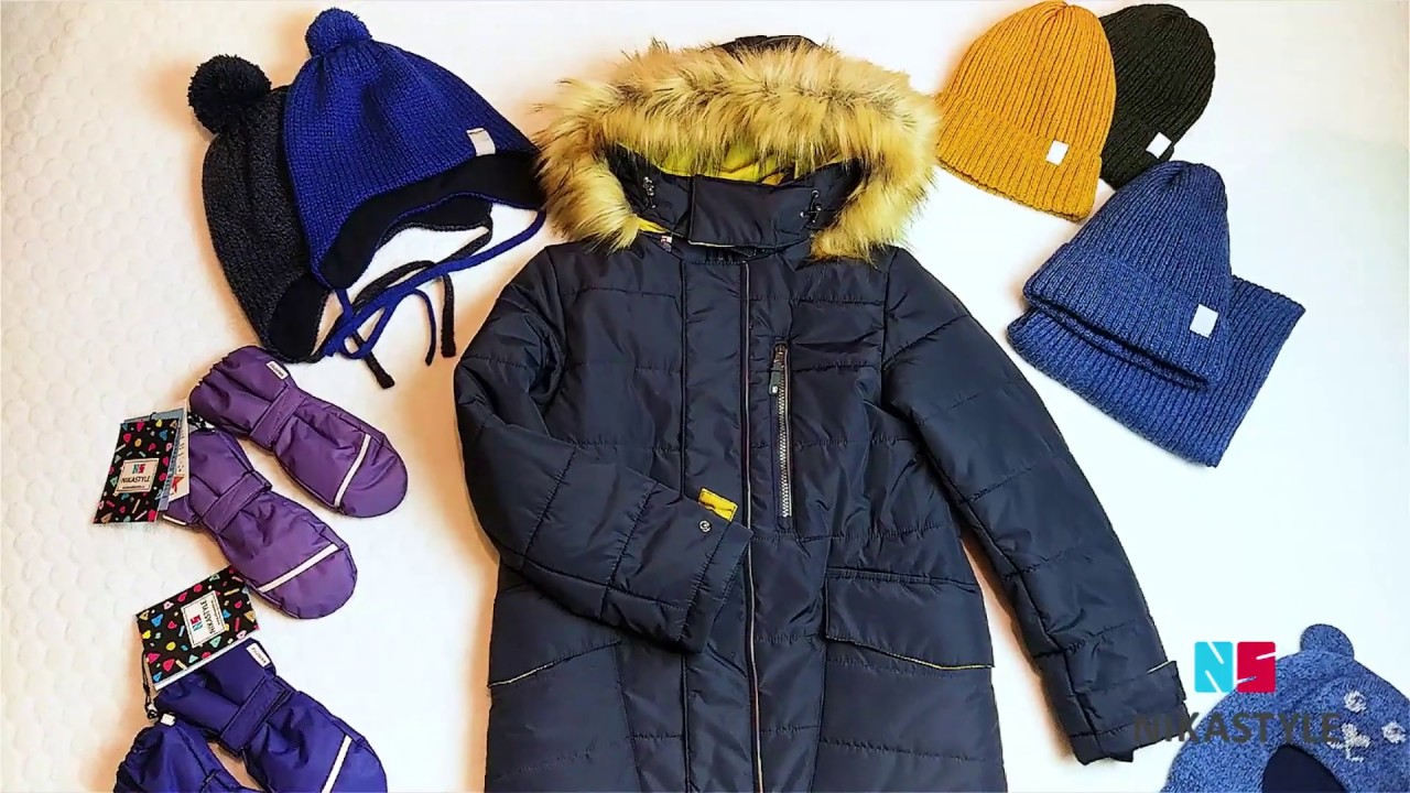 Видео-обзор зимняя куртка 4з1919/Коллекция Зима 2020