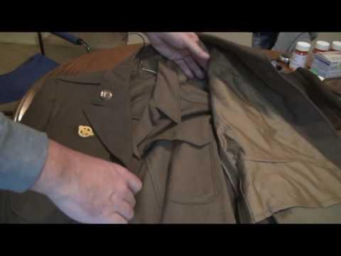 WW2 U.S. Army air corps uniform