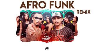 Afro Funk 2019 Parado no Bailão Remix By Dj Leiak - Africa Mix Music