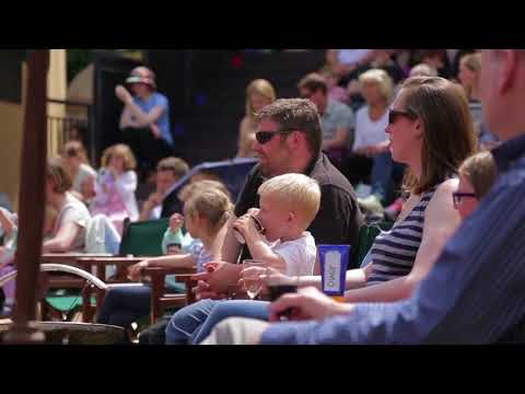 Grosvenor Park Open Air Theatre 2018