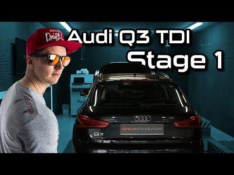 Audi Q3 TDI   Stage 1   SimonMotorSport   #299