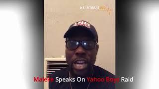 Maleke Blasts EFCC On Lagos Yahoo Boys Raid