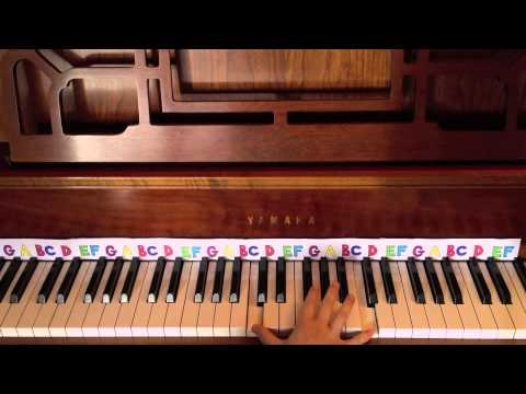 Music Theory at the Piano - Lesson 1: Pitches, Notes, and Octaves