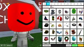 How to make the despacito spider in Robloxian High School | Roblox |