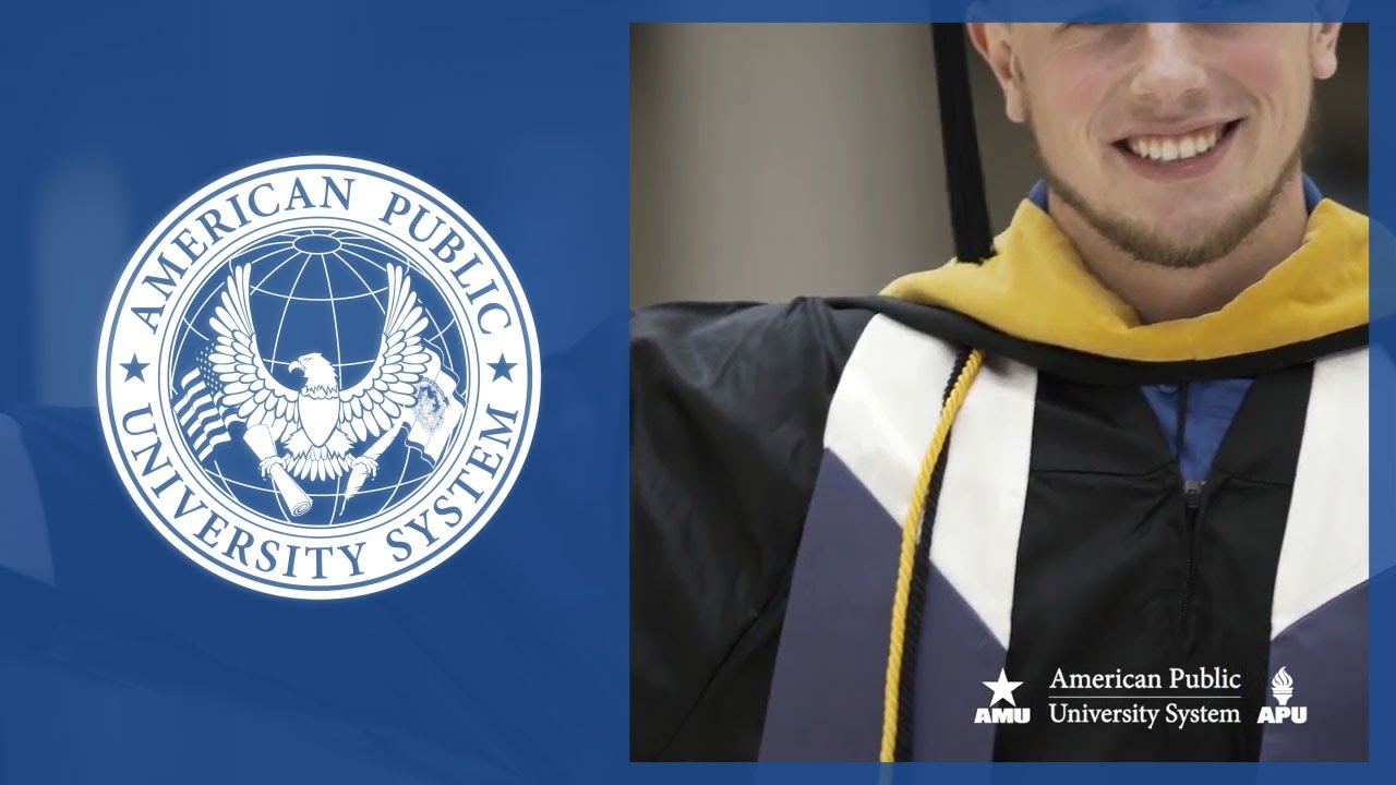 Graduates: How to Wear Your Regalia | American Public University ...