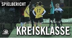 SV Pullach II - TSG Pasing (19. Spieltag, Kreisklasse 3)