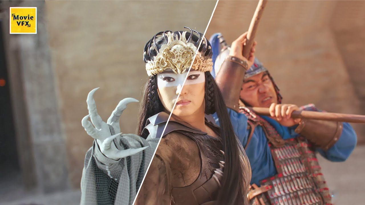 Mulan - VFX Breakdown by Image Engine