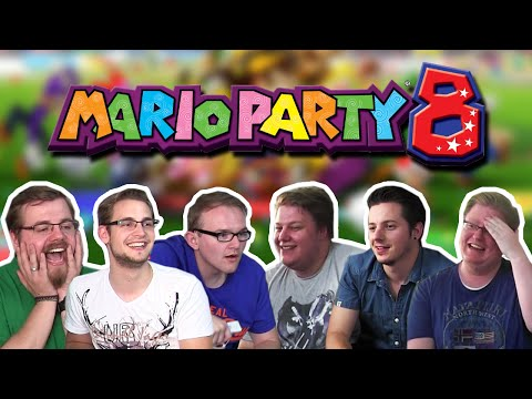 MARIO PARTY 8 # 1 - Mario lädt ein «» Let's Play Mario Party 8 | 60 FPS HD