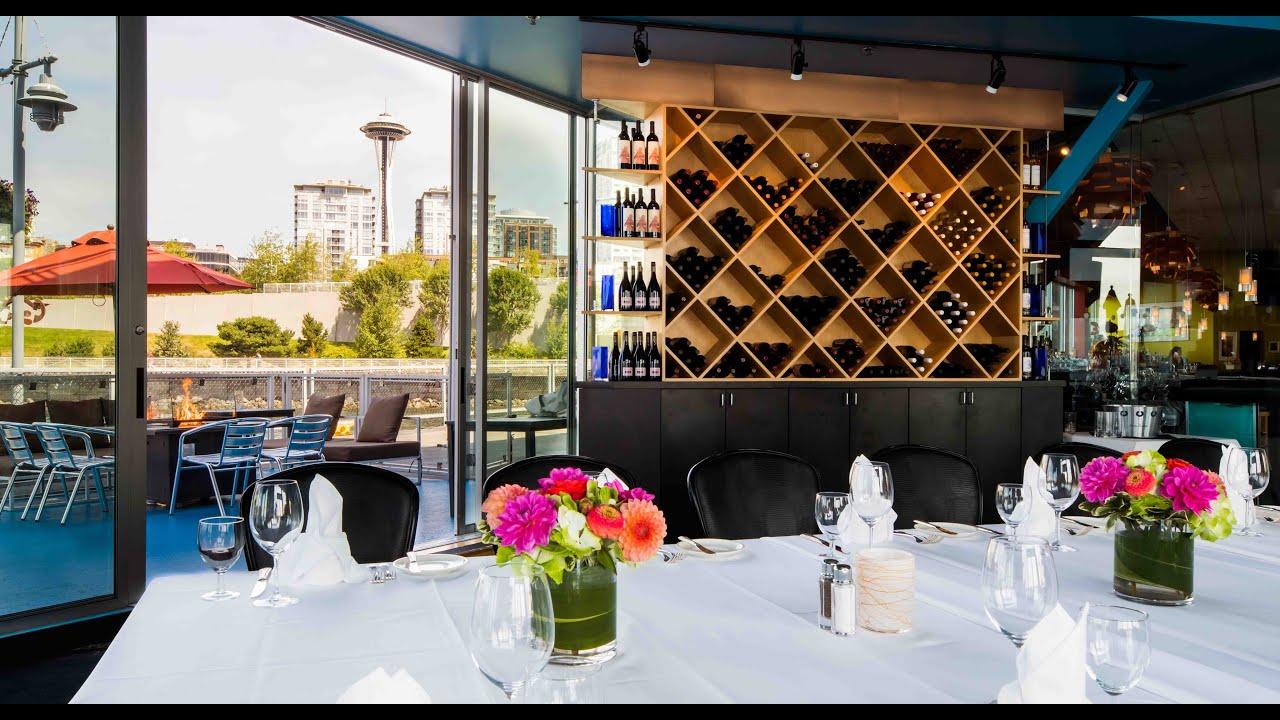 Aqua By El Gaucho Seattle S Best Waterfront Dining