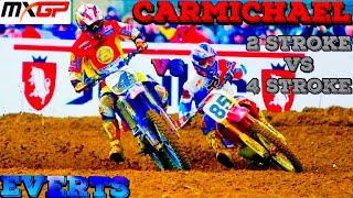 RICKY CARMICHAEL VS STEFAN EVERTS