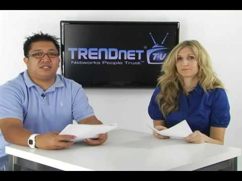 Q&A #3: Wireless Networking (802.11n, b, g, a) TRENDnet TV