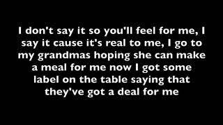 I Can Feel It- NF Lyrics