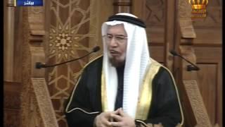 فيديو.. إمام الحضرة الهاشمية في الأردن يحذر ملوك وأمراء الخليج