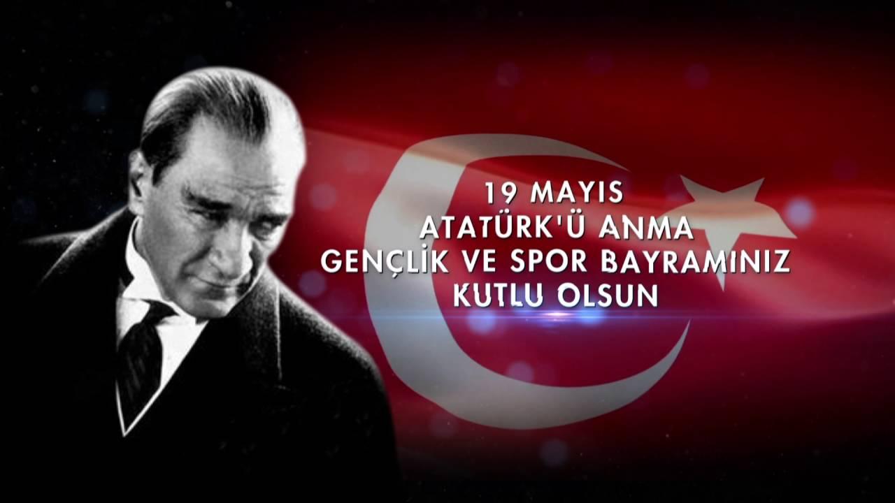 19 Mayıs Atatürk'ü Anma Gençlik ve Spor Bayramı - YouTube