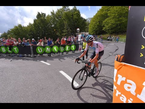 2018 Giro d'Italia Stage 18 Recap Show   Wout's Wrong Turn & Yates' Armor thumbnail
