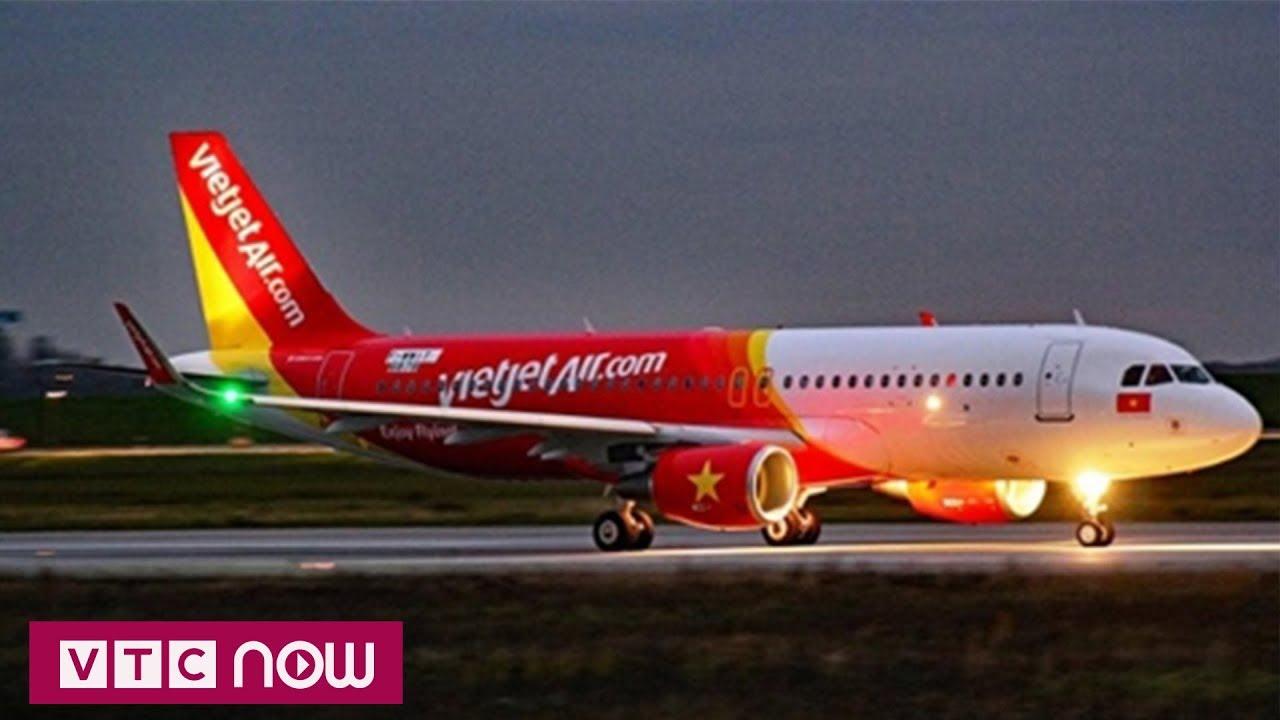 Máy bay Vietjet Air VJ356 gặp sự cố nghiêm trọng