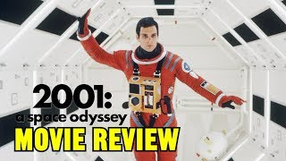 """Stanley Kubrick's """"2001: A SPACE ODYSSEY"""" (1968) - movie review"""