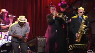 "Soulard Blues Band Band ""Cold Sweat"" KDHX James Brown Tribute 4/30/10"
