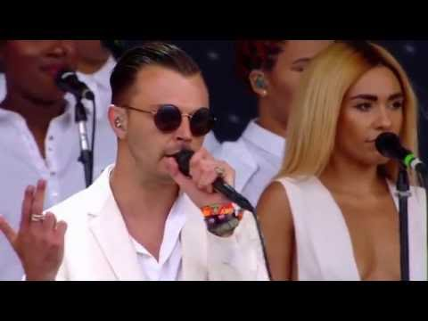 HURTS – Glastonbury 2016
