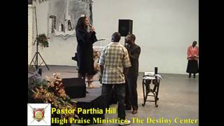 Parthia Hill preaching Feb 22 2009 part2