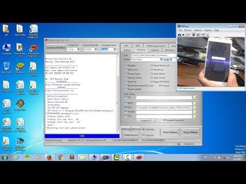 Samsung J7(6)SM-J710FN flashing | Unlock FRP | in Hindi