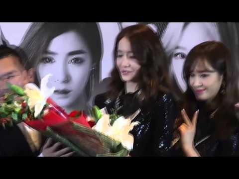 SNSD Yoona Yuri YoonYul 윤율 ユンユル Fancam Moment #140 - 160130 160131 Phantasia Bangkok