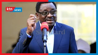 Senator James Orengo tables an impeachment motion against CSs Keter and Munyes