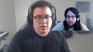 Imaqtpie Defends Scarra From The Flames Towards Him | VoyBoy Insane AD Leblanc Outplay | Lol Moments thumbnail