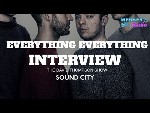 Everything Everything Interview Sound City